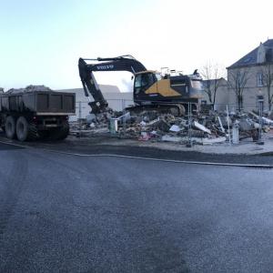 Déconstruction et recyclage